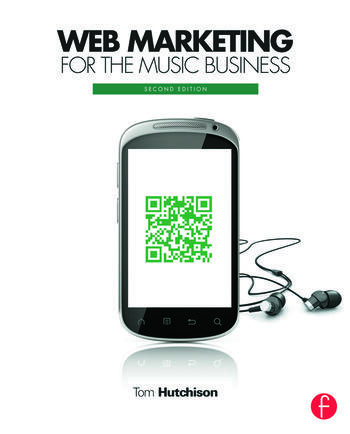 Web Marketing for the Music Business book cover