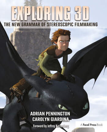Exploring 3D The New Grammar of Stereoscopic Filmmaking book cover