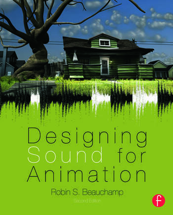 Designing Sound for Animation book cover
