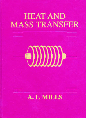 Heat and Mass Transfer book cover