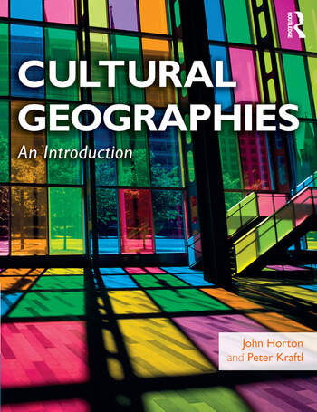 Cultural Geographies An Introduction book cover