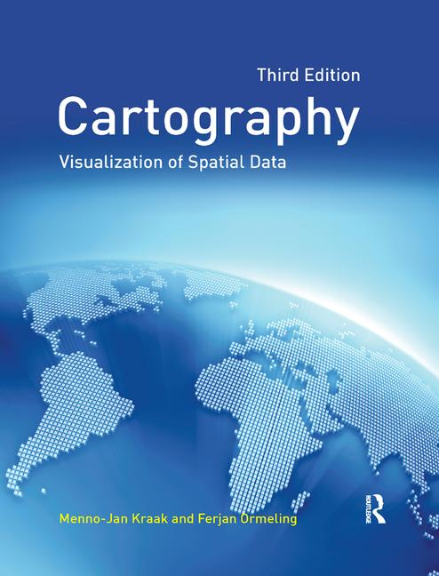 Cartography Visualization of Spatial Data book cover