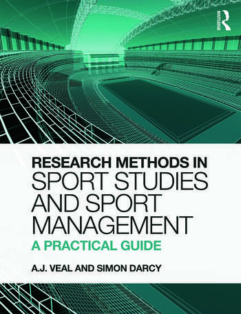 Research Methods in Sport Studies and Sport Management A Practical Guide book cover