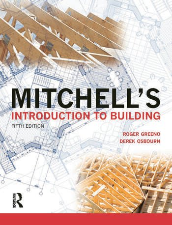 Mitchell's Introduction to Building book cover