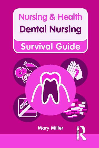 Dental Nursing book cover