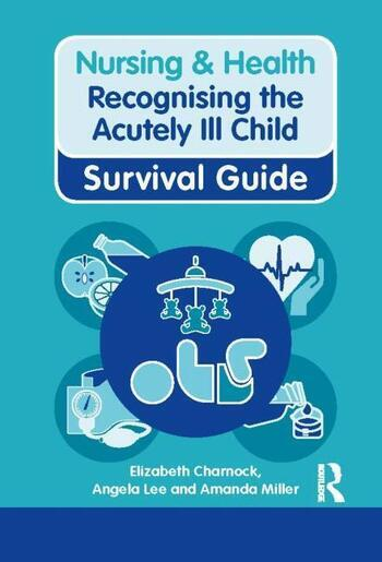 Recognising the Acutely Ill Child book cover