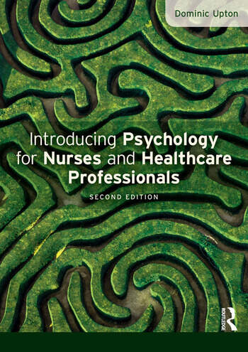Introducing Psychology for Nurses and Healthcare Professionals book cover