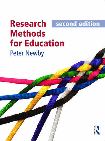Research Methods for Education, second edition book cover