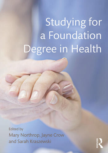 Studying for a Foundation Degree in Health book cover