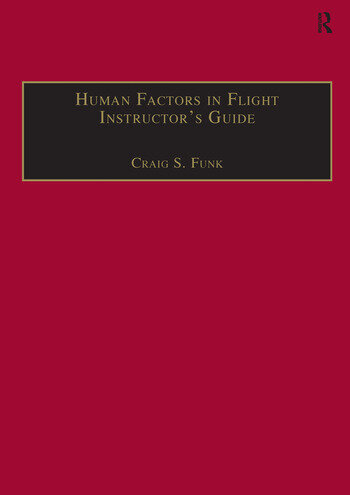 Human Factors in Flight Instructor's Guide book cover