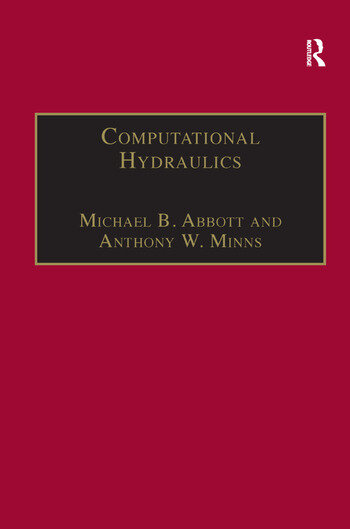 Computational Hydraulics book cover