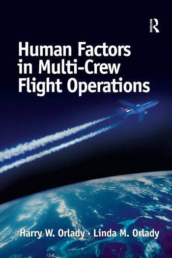 Human Factors in Multi-Crew Flight Operations book cover