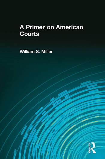 A Primer on American Courts book cover