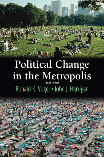 Political Change in the Metropolis book cover