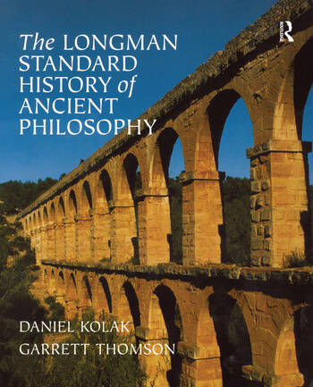 The Longman Standard History of Ancient Philosophy book cover