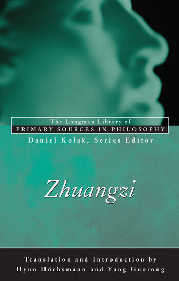 Zhuangzi (Longman Library of Primary Sources in Philosophy) book cover