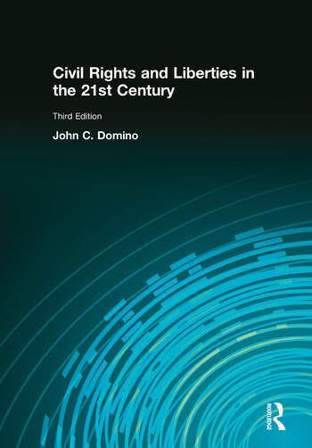 Civil Rights & Liberties in the 21st Century book cover