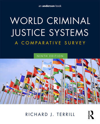 World Criminal Justice Systems A Comparative Survey book cover