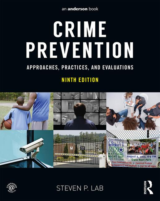 Crime Prevention Approaches, Practices, and Evaluations book cover