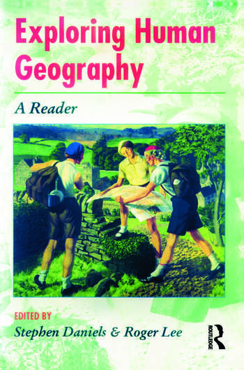 Exploring Human Geography A Reader book cover