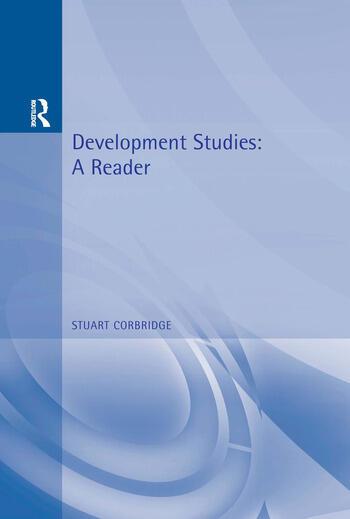 Development Studies: A Reader book cover