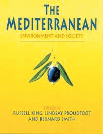 The Mediterranean Environment and Society book cover