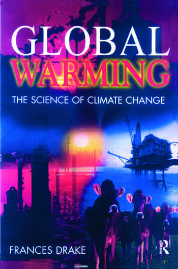 Global Warming The Science of Climate Change book cover