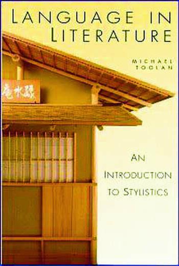 Language in Literature book cover