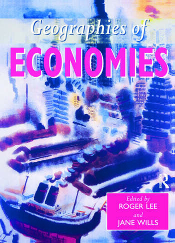 Geographies of Economies book cover