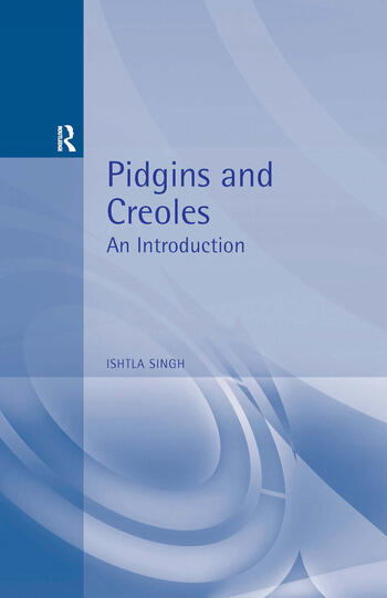 Pidgins and Creoles book cover