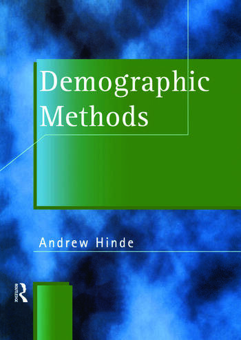 Demographic Methods book cover