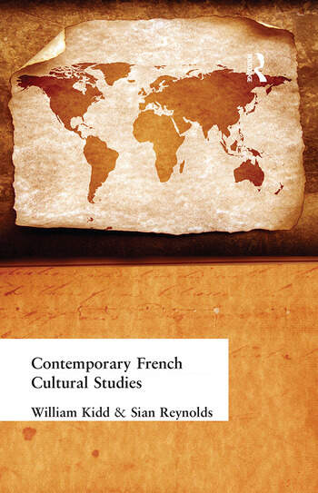 Contemporary French Cultural Studies book cover