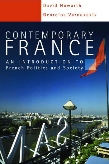 Contemporary France An Introduction to French Politics and Society book cover