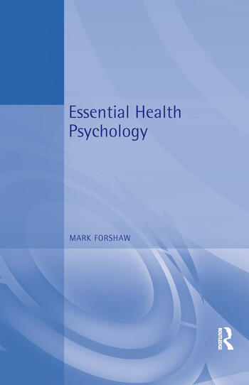 Essential Health Psychology book cover