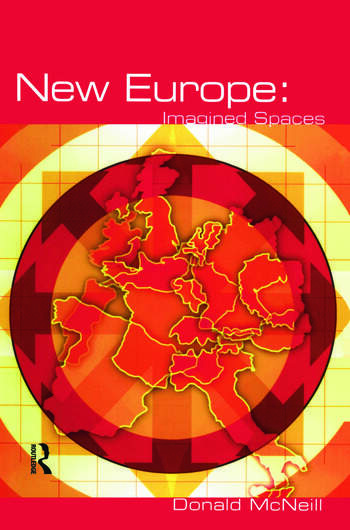 New Europe Imagined Spaces book cover