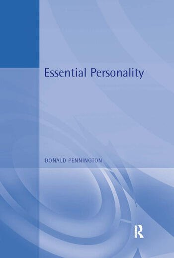 Essential Personality book cover