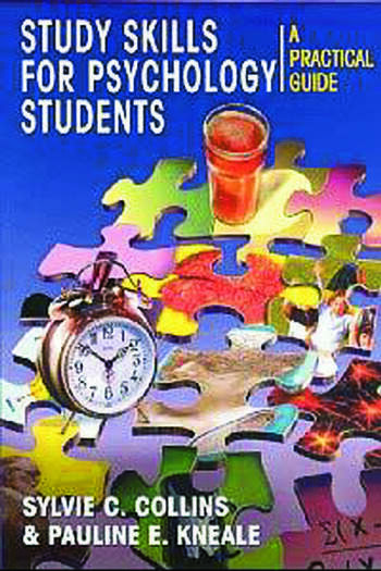 Study Skills for Psychology Students A Practical Guide book cover