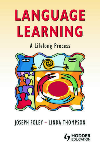 Language Learning A Lifelong Process book cover