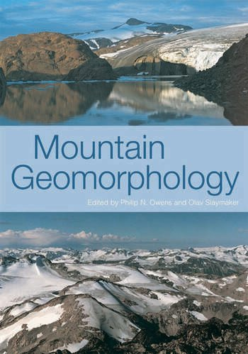 MOUNTAIN GEOMORPHOLOGY book cover