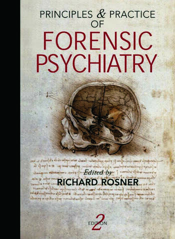 Principles and Practice of Forensic Psychiatry, 2Ed book cover