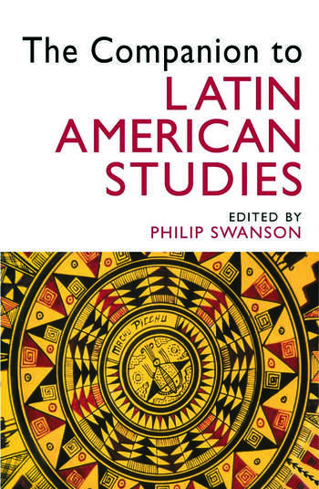 The Companion to Latin American Studies book cover