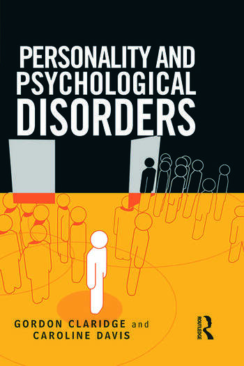 Personality and Psychological Disorders book cover