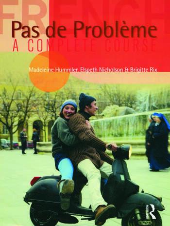 Pas de Probleme Student Book book cover