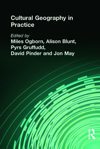 CULTURAL GEOGRAPHY IN PRACTICE book cover