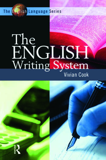 The English Writing System book cover