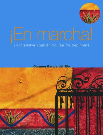 En Marcha: An Intensive Spanish Course for Beginners book cover