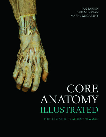 Core Anatomy Illustrated Crc Press Book