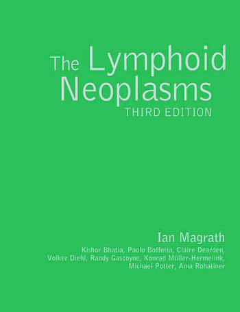 The Lymphoid Neoplasms 3ed book cover