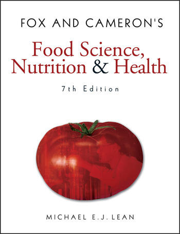 Fox and Cameron's Food Science, Nutrition & Health book cover