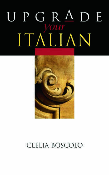 Upgrade Your Italian book cover